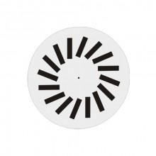 Difuzor elicoidal circular swirl CWR-1 400/16
