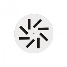 Difuzor elicoidal circular swirl CWR-1 300/8