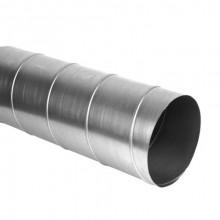 Tub circular tip Spiro 180