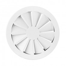 Difuzor elicoidal circular swirl RWS-1 250