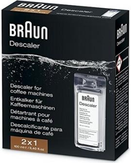 Braun kávéfőző tisztítószer 2x100ml BRSC003 kép