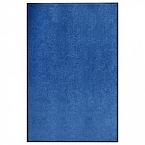 Covoras de usa lavabil, albastru, 120 x 180 cm - V323444V