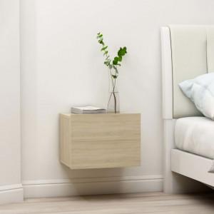 Noptiera, stejar Sonoma, 40 x 30 x 30 cm, PAL - V801059V