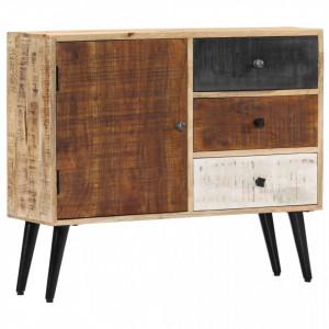 Servanta, 88x30x73 cm, lemn masiv de mango - V282876V