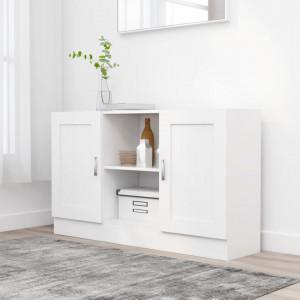 Servanta, alb, 120 x 30,5 x 70 cm, PAL - V802777V