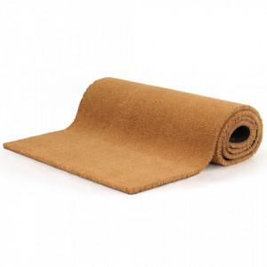 Covor de usa, fibra de nuca cocos, 24 mm, 100 x 300 cm, natural - V132644V
