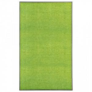 Covoras de usa lavabil, verde, 90 x 150 cm - V323431V