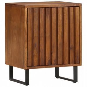 Noptiera, 40x30x50 cm, lemn masiv de mango - V247942V