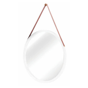 Oglindă, bambus alb, LEMI 1
