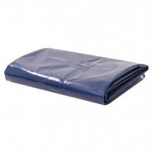 Prelata, albastru, 6 x 8 m, 650 g/m² - V144907V