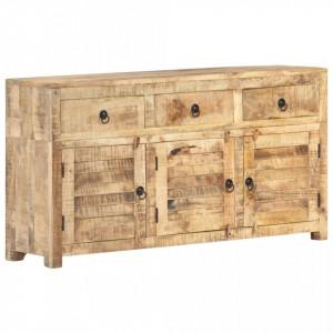 Servanta, 120 x 30 x 65 cm, lemn masiv de mango - V288093V