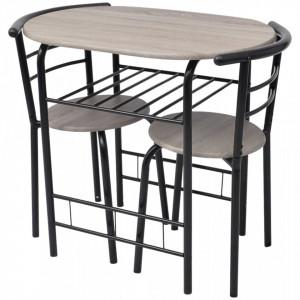 Set mobilier bar mic dejun, MDF - V243001V