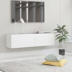 Comoda TV, alb, 120 x 30 x 30 cm, PAL - V801490V