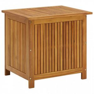 Lada de depozitare gradina, 60x50x106 cm, lemn masiv de acacia - V310283V