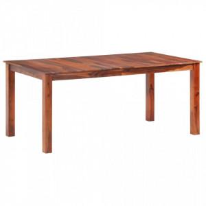 Masa de bucatarie, 180x90x76 cm, lemn masiv de sheesham - V288113V