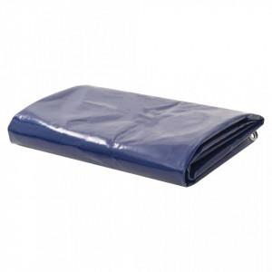 Prelata, albastru, 5 x 6 m, 650 g/m² - V144906V