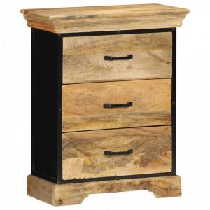 Scrin, 60 x 30 x 75 cm, lemn masiv de mango - V247581V