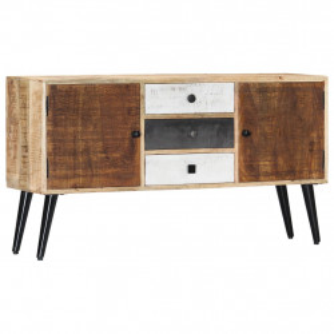 Servanta, 118 x 30 x 62 cm, lemn masiv de mango - V282877V