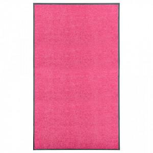 Covoras de usa lavabil, roz, 90 x 150 cm - V323449V