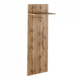 Cuier TIP 5, stejar wotan, CYRIL