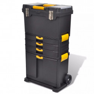 Cutie unelte portabila cu roţi - V140910V