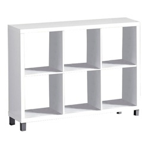 Dulap biblioraft, alb, TOFI 4 NEW