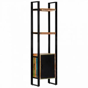 Raft de carti, 45 x 30 x 171 cm, lemn masiv reciclat - V247907V