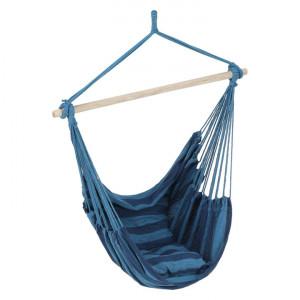 Scaun balansoar suspendabil, albastru, NIKOLO NEW