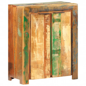 Servanta, 59 x 33 x 75 cm, lemn masiv reciclat - V320214V
