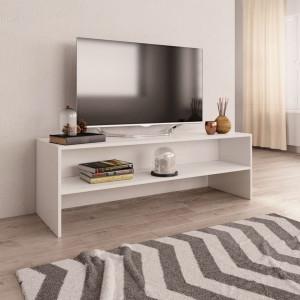 Comoda TV, alb, 120 x 40 x 40 cm, PAL - V800036V