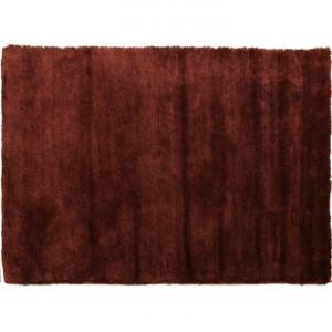 Covor, vişiniu-maro, 200x300, LUMA