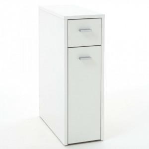 FMD Dulap cu 2 sertare, alb, 20 x 45 x 61 cm - V428720V