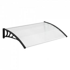 Marchiza copertina ST150, 150 x 100 cm, plastic ABS/policarbon, negru/transparent - P72611226