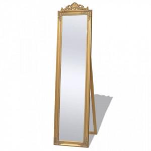 Oglinda verticala in stil baroc 160 x 40 cm auriu - V243692V