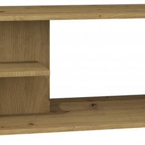 TEMCAR103 - Masuta cafea 51 x 91 x 40 cm - Stejar Artisan