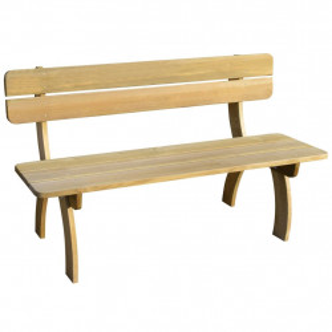 Banca de gradina, 150 cm, lemn de pin tratat - V41960V