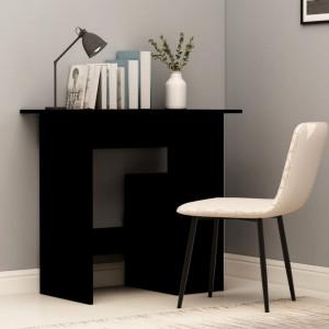 Birou, negru, 80 x 45 x 74 cm, PAL - V801365V
