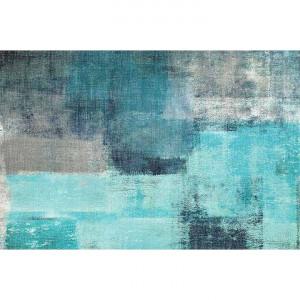 Covor ESMARINA TYP2, albastru/gri, 120x180