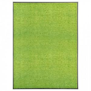Covoras de usa lavabil verde 90x120 cm - V323430V