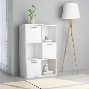 Dulap de depozitare, alb, 60 x 29,5 x 90 cm, PAL - V801134V