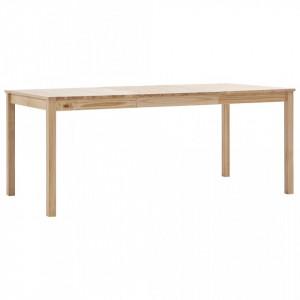 Masa de bucatarie, 180 x 90 x 73 cm, lemn de pin - V283403V