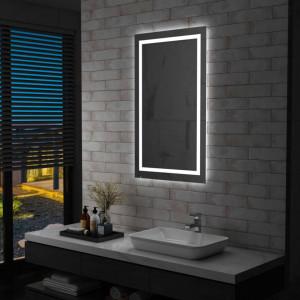Oglinda cu LED de baie cu senzor tactil, 60 x 100 cm - V144731V