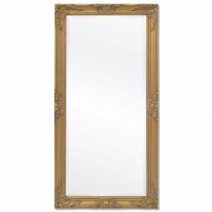 Oglinda verticala in stil baroc, 120 x 60 cm, auriu - V243684V