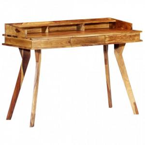 Birou de scris, 115 x 50 x 85 cm, lemn masiv de sheesham - V248001V