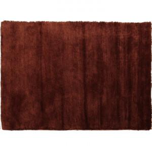Covor, vişiniu-maro, 80x150, LUMA