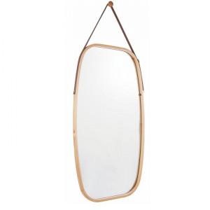 Oglindă, bambus, natural, LEMI 3+C420