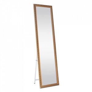 Oglindă de podea, maro, LAVAL