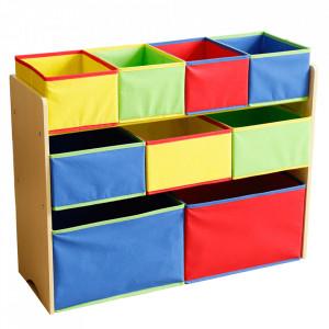 Organizator de jucării, multicolor, NORDEN