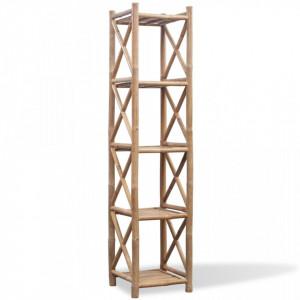 Raft din bambus cu 5 nivele - V242493V