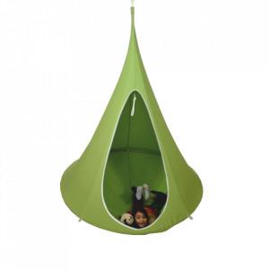 Scaun suspendabil balansoar, verde, KLORIN NEW KIDS
